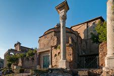 Free Roman Forum Stock Images - 17467654