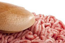 Free Chopped Meat Royalty Free Stock Photo - 17467755