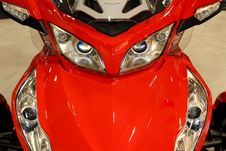Free Motorcycle Detail Royalty Free Stock Photography - 17467757