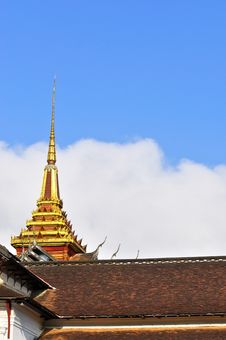 Free Temple At Laos Stock Photos - 17467983