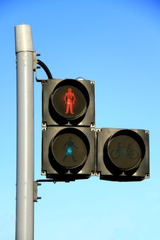 Free Traffic Light Stock Images - 17468754
