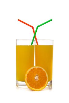Free Orange Juice Stock Photo - 17468830