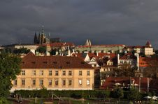 Free Prague Castle Royalty Free Stock Photos - 17468908