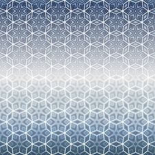 Free Abstract Winter Pattern With Glacial Snowflakes. Royalty Free Stock Photo - 17468955