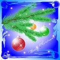 Free Christmas Greeting Card Royalty Free Stock Image - 17470606