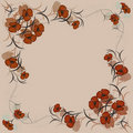 Free Floral Background Royalty Free Stock Photography - 17473587