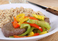 Free Pepper Steak Royalty Free Stock Images - 17478469