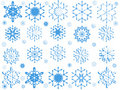 Free Snowflakes Stock Photography - 17478762