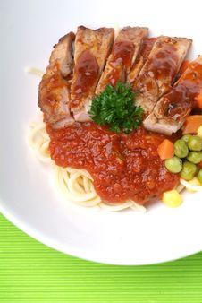 Free Pasta Stock Photography - 17470532