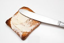 Toast For Breakfast Stock Image