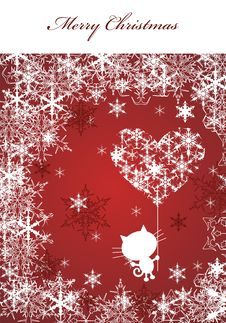 Free Merry Christmas Stock Photography - 17472192