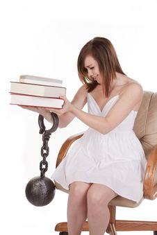 Free Books Chain Stock Image - 17472501