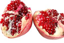 Free Half Of Pomegranate Stock Photo - 17472760