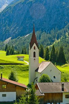 Free Gramais, Austria Stock Photography - 17473082