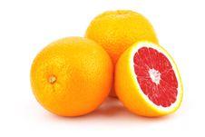 Sicilian Orange Royalty Free Stock Image