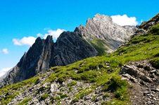 Free Mountain, Gramais Royalty Free Stock Photography - 17473117