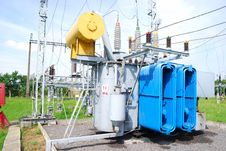 Free Electric Transformer Stock Photo - 17473320