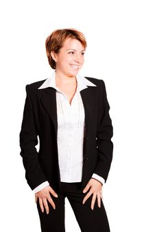 Free Business Woman Stock Photos - 17473353