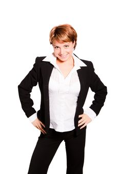 Free Business Woman Stock Photos - 17473363