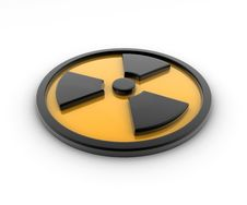 Free Nuclear Hazard Sign Stock Photo - 17473690