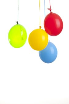 Color Ball Royalty Free Stock Photos