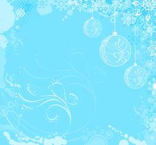 Free Christmas Balls Royalty Free Stock Photos - 17474558