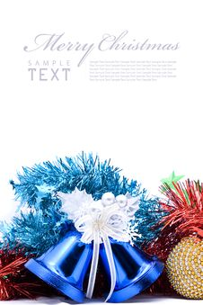 Free Christmas Decoration Objects Royalty Free Stock Image - 17474826