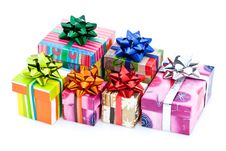 Free Christmas Presents Stock Photography - 17475592