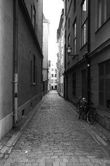 Free Street From Fairy Tail Stock Photos - 17477413