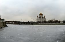 Free Panoramic View, Moscow, Russia Royalty Free Stock Image - 17477536