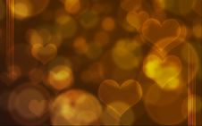 Free Heart Envelope Background/cover Royalty Free Stock Photo - 17478515