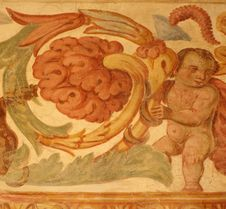 Free Ancien Fresco Royalty Free Stock Images - 17478579