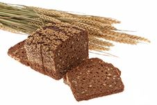 Grain Bread And Cereals Royalty Free Stock Photography