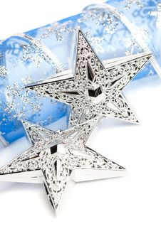 Free Christmas Stars Royalty Free Stock Photo - 17480325