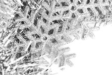 Free Christmas Snowflake Stock Photos - 17480433