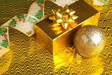 Free Christmas Decoration Ball Stock Image - 17481641