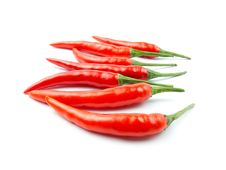 Free Red Hot Chili Peppers Stock Photos - 17482073