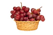 Free Red Grapes Royalty Free Stock Image - 17483246