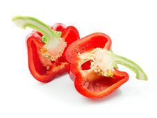 Free Red Pepper Royalty Free Stock Photography - 17483847