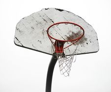 Free Basketball Net Stock Images - 17485274