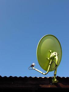Free Satellite Dish Royalty Free Stock Photo - 17485285