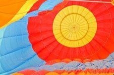 Hot Air Balloon. Royalty Free Stock Photography