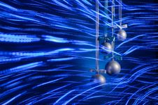 Free Christmas Ball Backgrounds Stock Image - 17486291