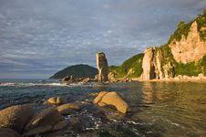 Free Marine Morning Landscape. Stock Image - 17486961