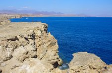Free Red Sea Coast Royalty Free Stock Image - 17487736