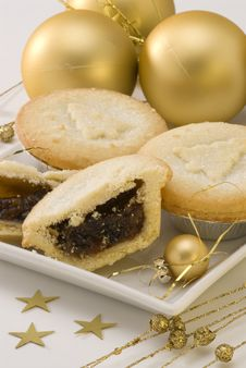 Free Christmas Sweets. Stock Photography - 17487902