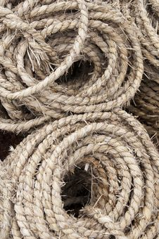 Free Hemp Rope Stock Images - 17488224