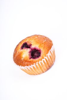 Free Cherry Maffin Stock Photography - 17488512