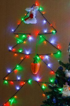 Free Christmas Tree Stock Images - 17489154