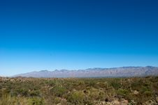 Free Desert Landscape Royalty Free Stock Image - 17489216